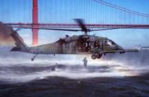Shark Attacks Navy Helicopter   Sharks